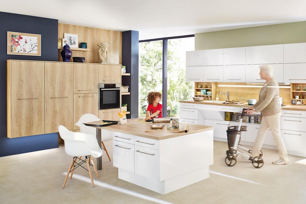 Küchenfachmarkt Küchenschmiede Alsterdorf UG  für Seniorenküche